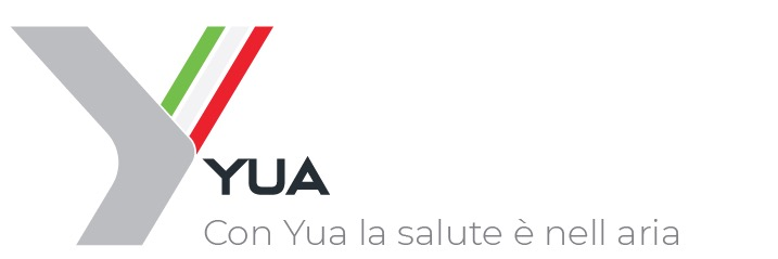 Yua Biosphere Yua-Aere Sanificazione Sanificatore, purificatore d'aria.